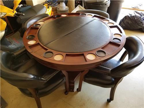 Man Cave Classifieds : Poker table gorge classifieds
