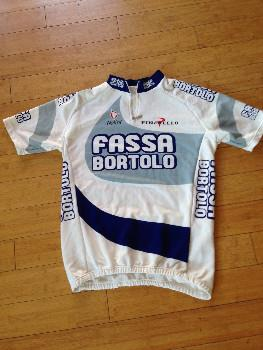 0fd53c93e Fassa Bortolo vintage bicycle jersey - Gorge.net Classifieds XX