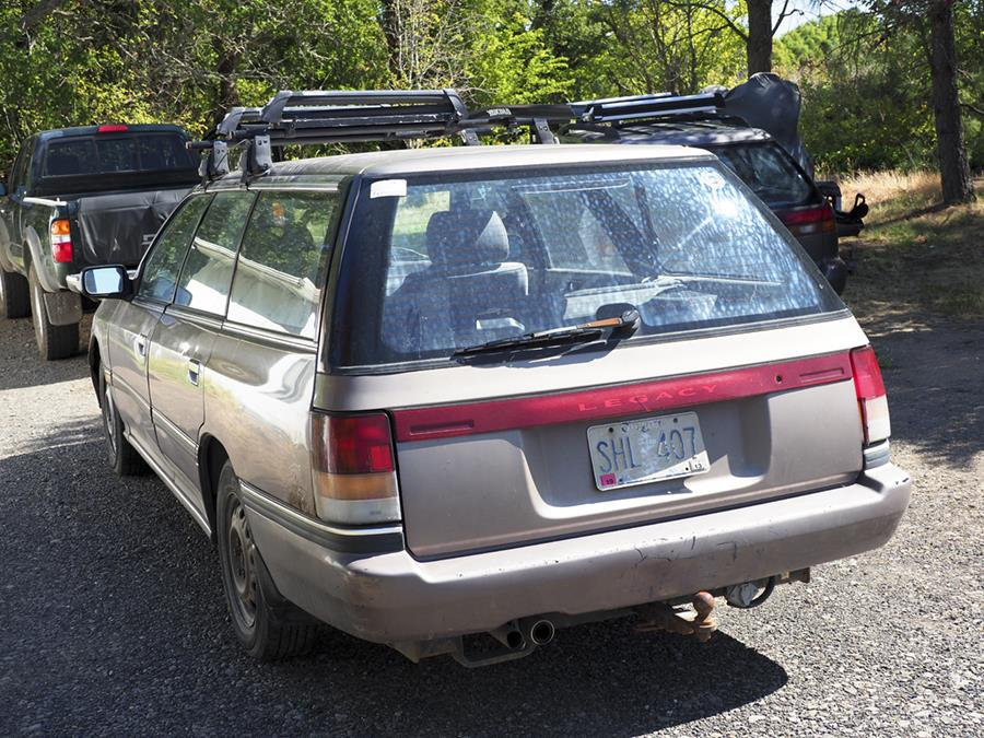 1992 Subaru Legacy Wagon Gorge Net Classifieds